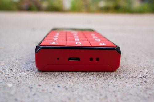 Just5 brick — телефон-кирпич от артемия лебедева (+видео)