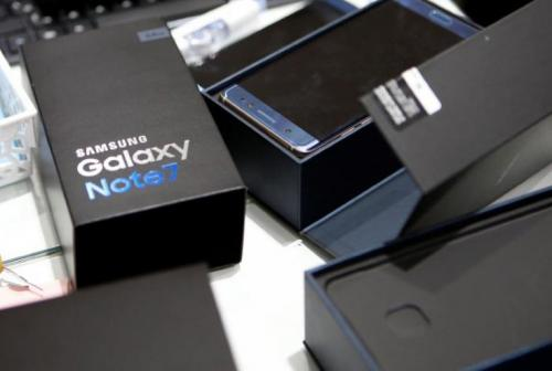 Как оказалось, отзыв смартфонов galaxy note7 не повредил образу samsung в сша