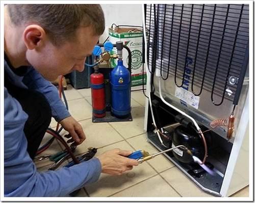 Как отремонтировать холодильник своими руками? профессиональные нюансы ремонта бытовой холодильной техники.