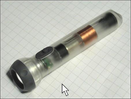 Как сделать фонарик фарадея