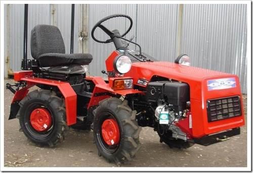 Как сделать минитрактор своими руками? советы опытных механиков по переоборудованию мотоблока в мини-трактор.