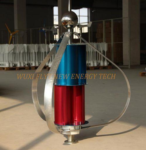 Как сделать ветряной генератор из индуктора от тф