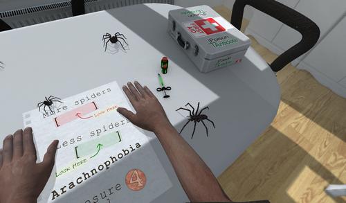 Как виртуальная реальность и мобильные игры борются с психическими расстройствами