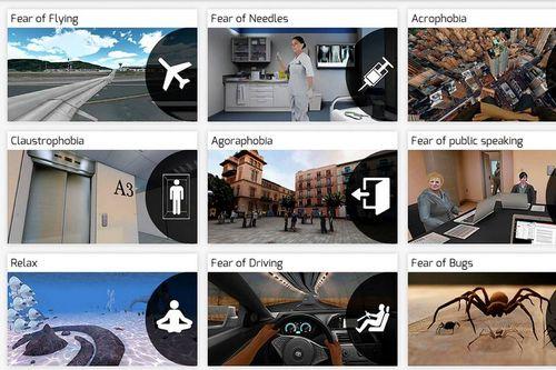 Как виртуальную реальность используют в лечении психических расстройств