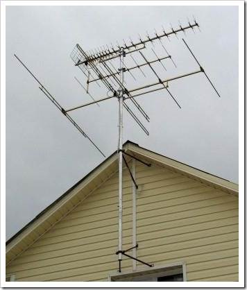 Как выбрать антенну для телевизора на дачу?