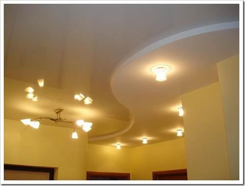 Как выбрать потолочный светильник? преимущества и недостатки точечных источников света.