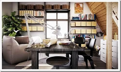 Как выбрать светильники в кабинет