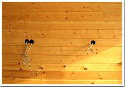 Какой провод использовать для проводки в бане? советы в отношении организации электрической проводки.