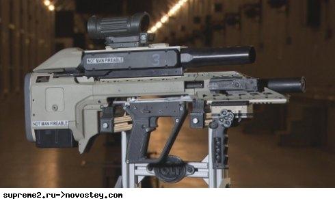 Канадская винтовка следующего поколения