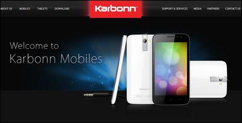 Karbonn mobiles намерена выпустить смартфон под управлением одновременно двух ос: android и windows phone