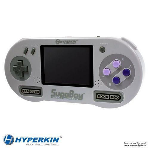 Карманная игровая консоль supernintendo (snes) 5 фото