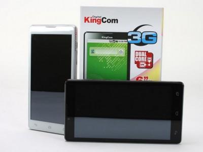 Kingcom padphone 61 - бюджетный аналог huawei ascend mate