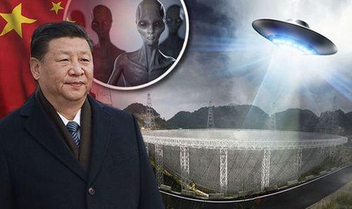 Китайцы первыми вступят в контакт с инопланетянами
