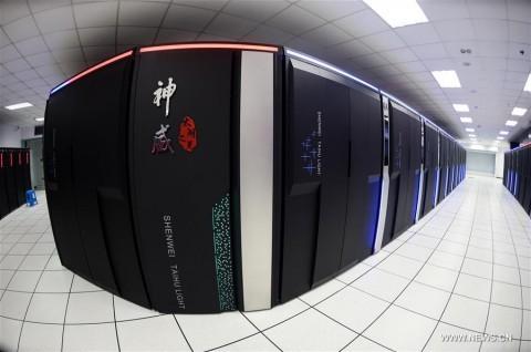 Китайский суперкомпьютер sunway-taihulight признали самым быстрым в мире