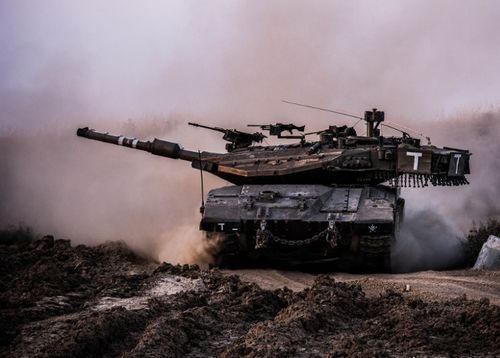Командиры танков научатся видеть сквозь корпус