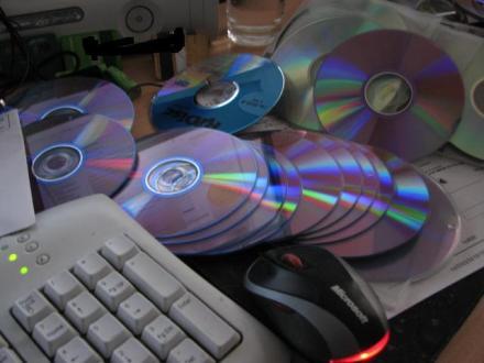 Компакт-диски отправлены на свалку истории