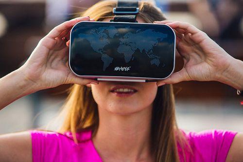 Компании hiper и fibrum объявляют о начале сотрудничества в области vr-технологий