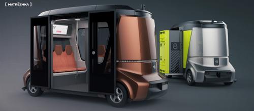 Компании volgabus выделят 200 миллионов рублей на разработку и тестирование беспилотных автобусов