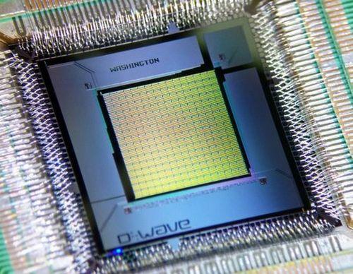 Компьютер d-wave systems преодолел рубеж 1000 кубитов
