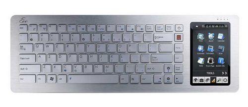Компьютер-клавиатура asus eeekeyboard вышла в продажу. фото