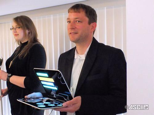 Концептуальный ноутбук для фанатов сериала star trek (4 фото)