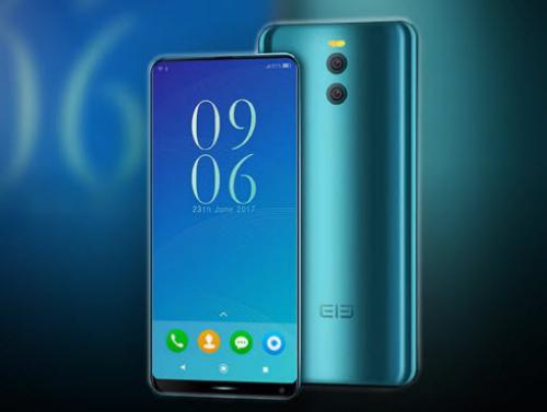 Конкурент samsung galaxy s8 от elephone с изогнутым экраном и soc snapdragon 835 будет стоить $400