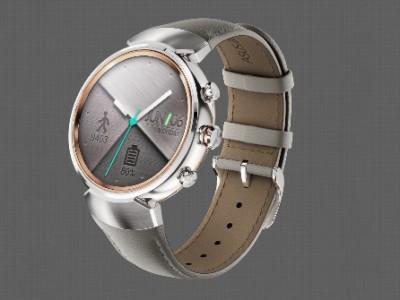 Круглые смарт-часы asus zenwatch 3 оценили в €229