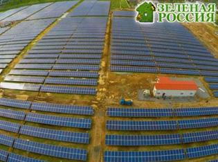 Крупнейшая плавучая солнечная электростанция будет построена в индии