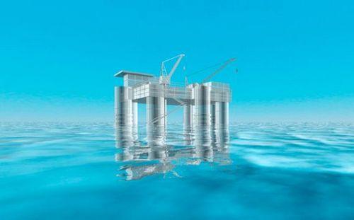 Крупнейшая в мире станция преобразования термальной энергии океана будет построена в китае