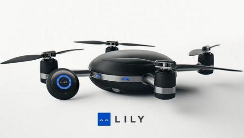 Квадрокоптер lily меняет представление о создании фотографии