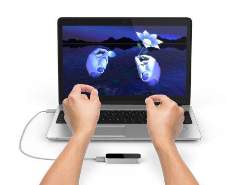 Leap motion представила сенсор для отслеживания движений рук в режиме виртуальной реальности