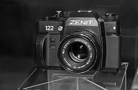 Легендарные фотоаппараты «зенит»возвращаются