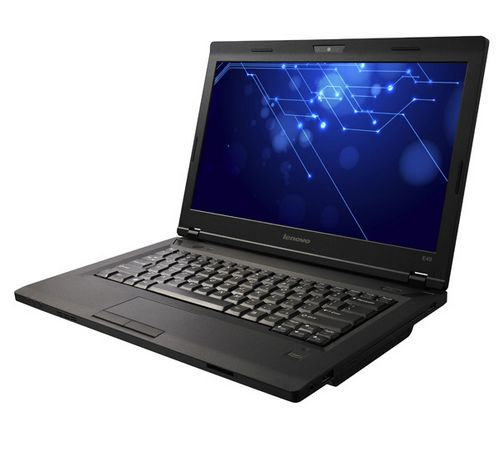 Lenovo e49 - очень дешевый ноутбук для бизнеса (2 фото)