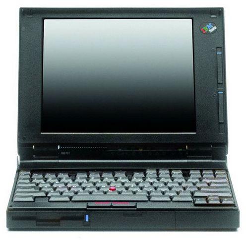 Lenovo может выпустить современную версию ноутбука thinkpad 1992 года