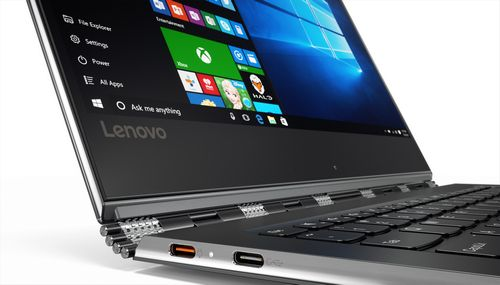 Lenovo представляет два новых ноутбука серии yoga