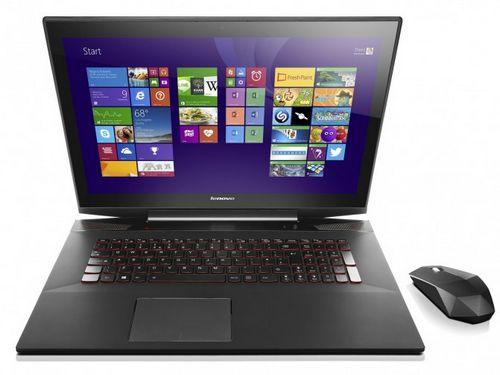 Lenovo y70 touch – топовый игровой ноутбук с сенсорным экраном за 28500 грн