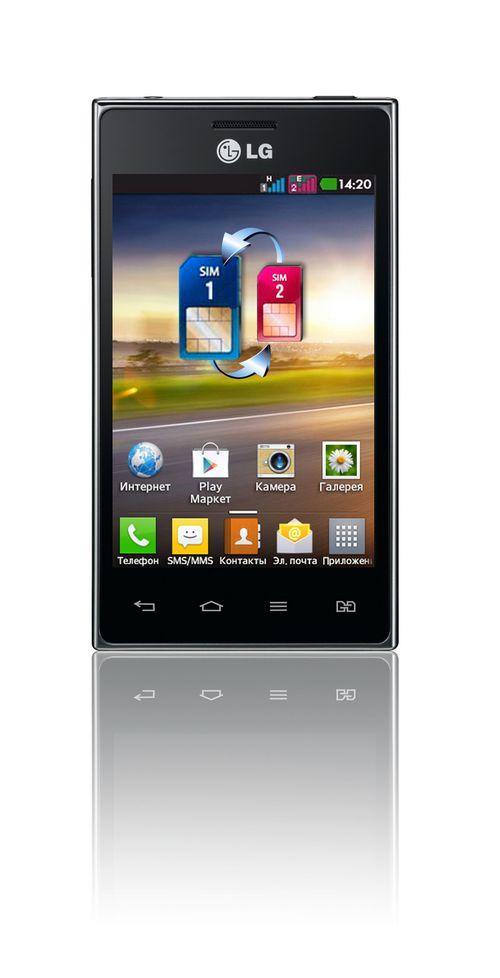 Lg анонсирует функцию quickmemo для смартфонов optimus серии l-style