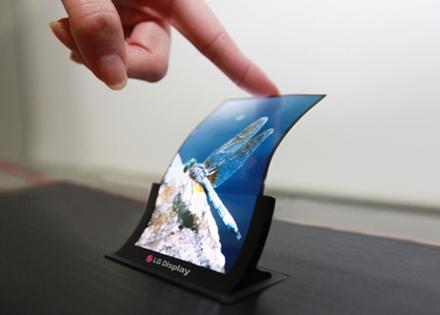 Lg будет поставлять гибкие дисплеи для «умных часов» apple iwatch