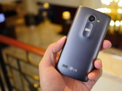 Lg leon lte со snapdragon 410 появился на российском рынке