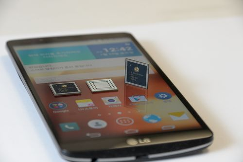 Lg официально представила смартфон g3 screen на процессоре собственной разработке nuclun (odin)