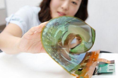 Lg планирует инвестировать 1 млрд долларов в производство гибких и складываемых дисплеев