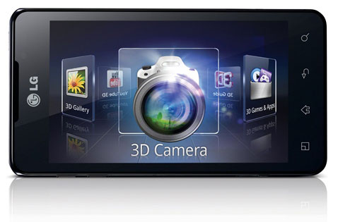 Lg рассказала о фирменных технологиях внутри 3d-смартфона optimus 3d max