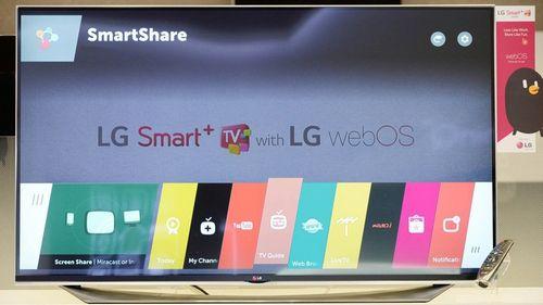 Lg выпустит «умные» телевизоры на платформе webos