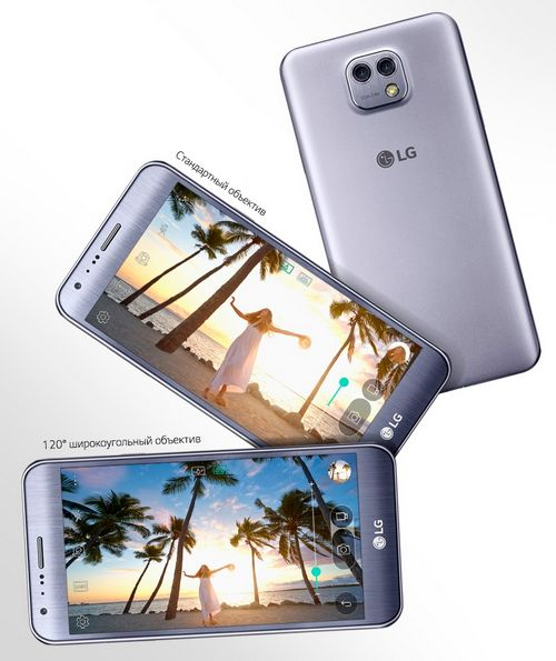 Lg x cam стал доступен для предзаказа в россии