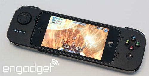 Logitech представила игровой контроллер logitech powershell controller + battery