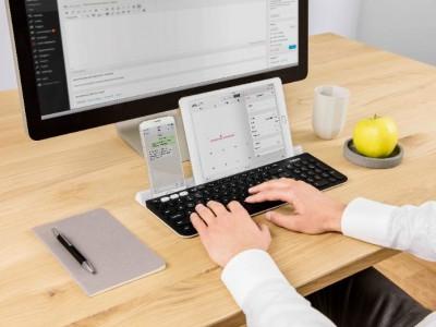 Logitech представляет универсальную клавиатуру для всех типов устройств