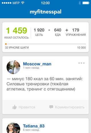 Лучшие приложения для здорового образа жизни по версии газеты.ru