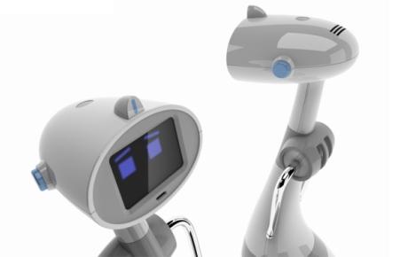 Luna - домашний робот-помощник за $999