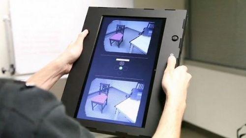 Lynx a: камера для создания 3d-моделей