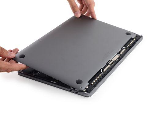 Macbook pro c touch bar практически не поддается ремонту (15 фото + видео)